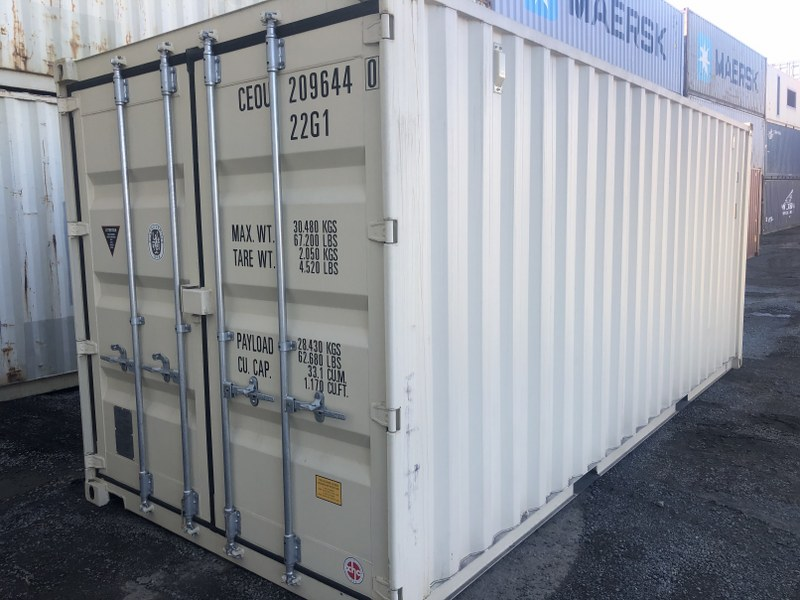 new build shipping containers for sale