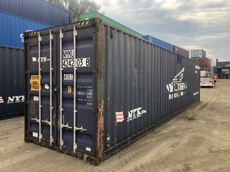 40 foot shipping containers for sale brisbane